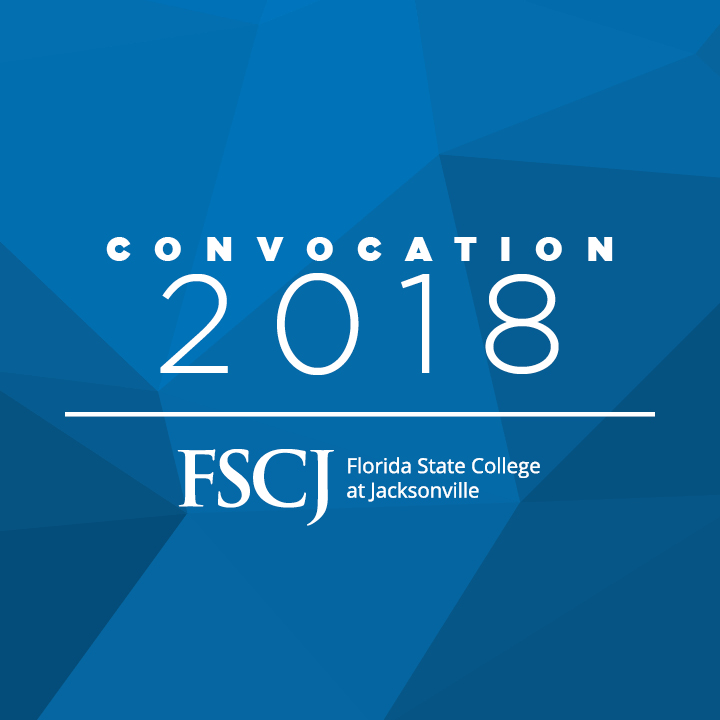 Join us for Convocation 2018