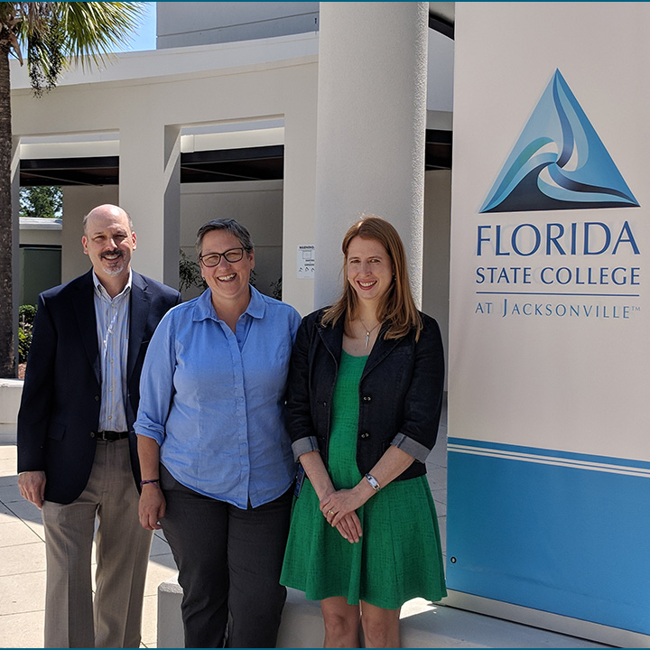 FSCJ-Complete Florida Program Featured in Partner Newsletter