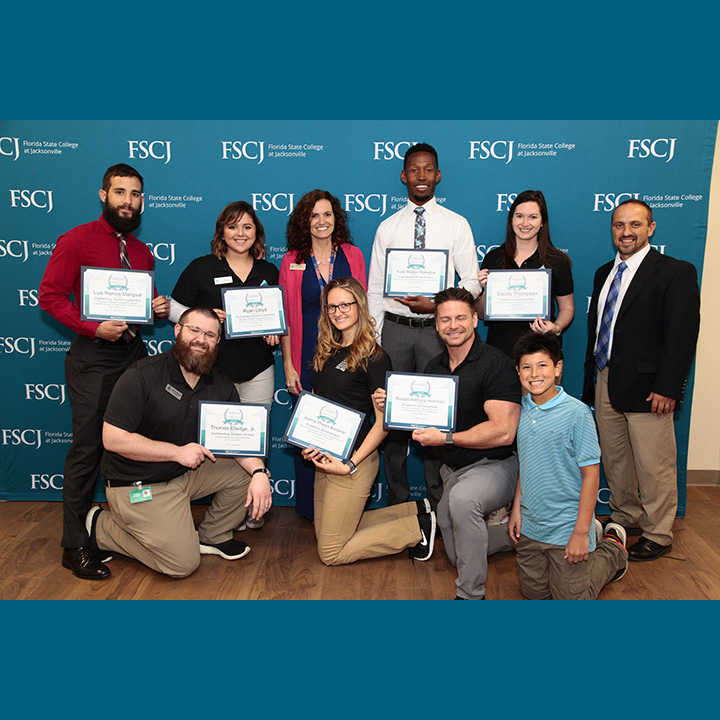 Students Recognized at Celebration of Student Success Events