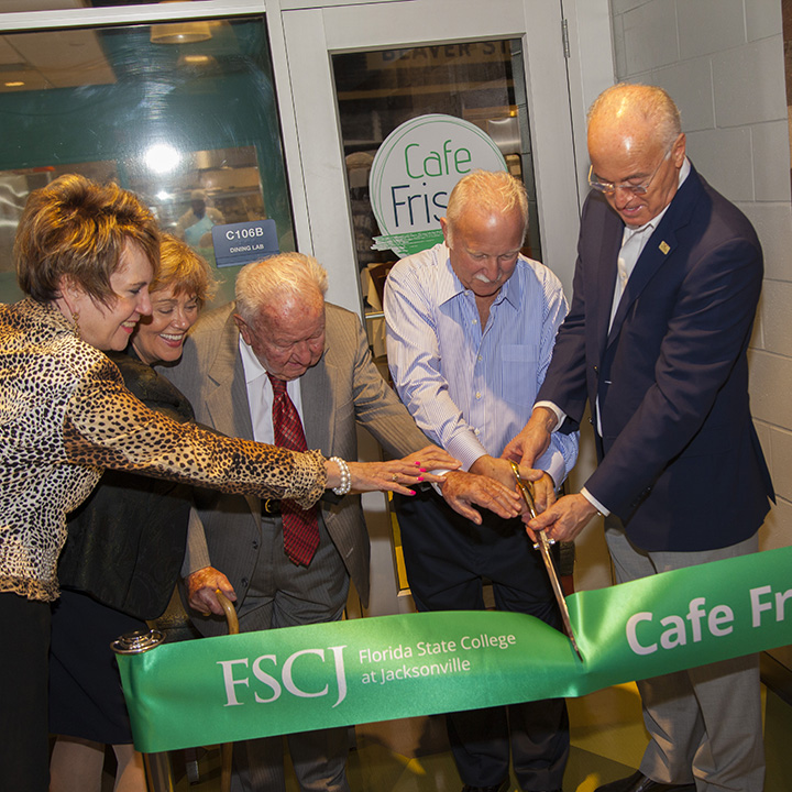 Cafe Frisch Holds Grand Opening Event