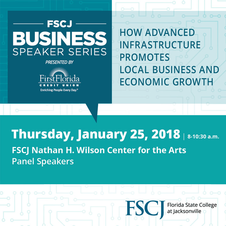 Join Us for the Next Business Speaker Series Event on January 25
