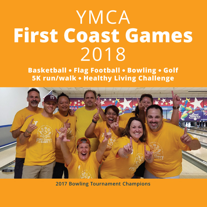 Join Us for the YMCA First Coast Games