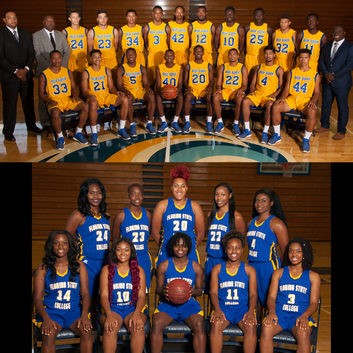 FSCJ BlueWave Basketball Season Begins This Month