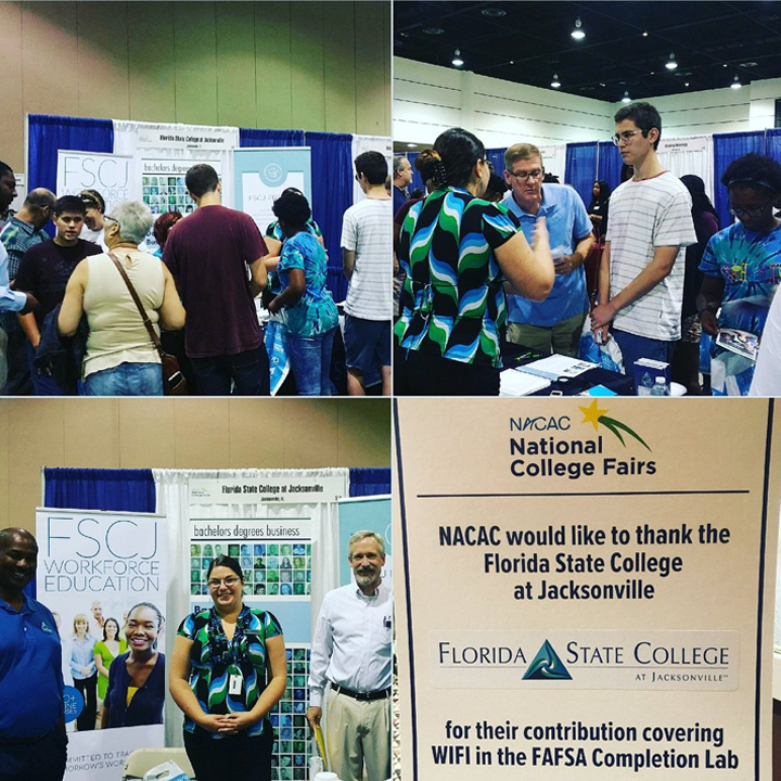 FSCJ Participates in Jacksonville National College Fair