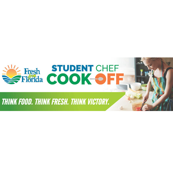 FSCJ Hosts Fresh From Florida Student Chef Cook-Off