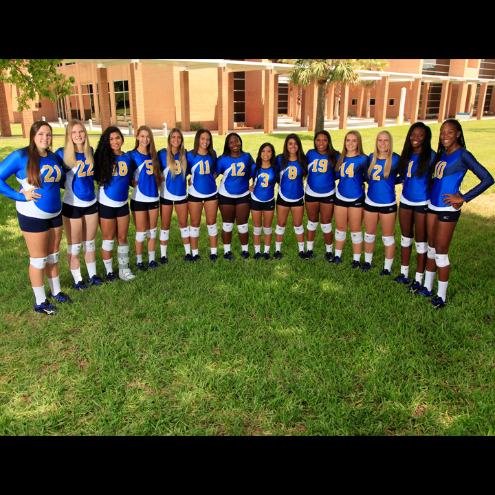 FSCJ BlueWave Volleyball Team Wins Conference Championship