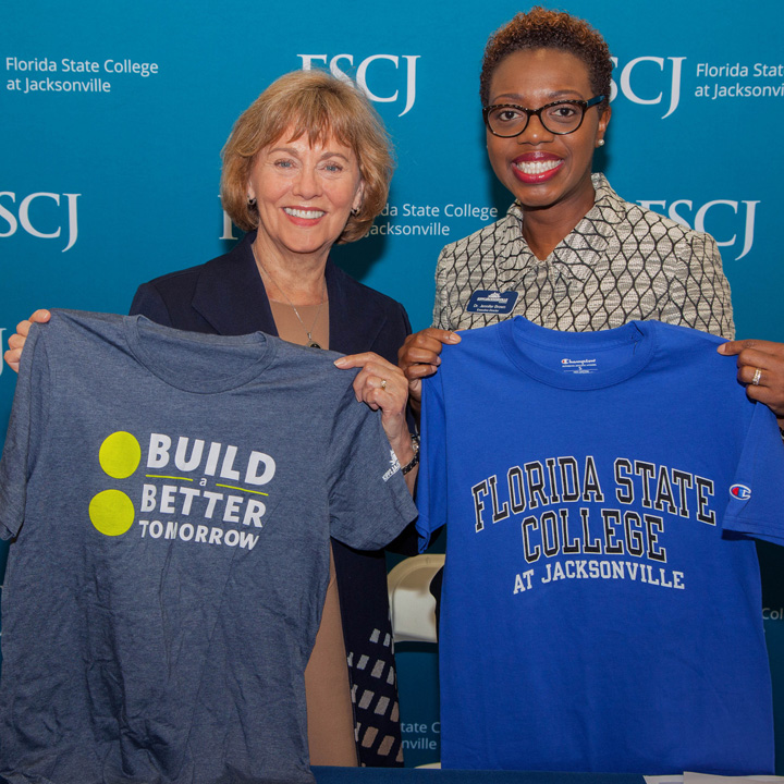 FSCJ Partners with KIPP to Increase College Completion Rates