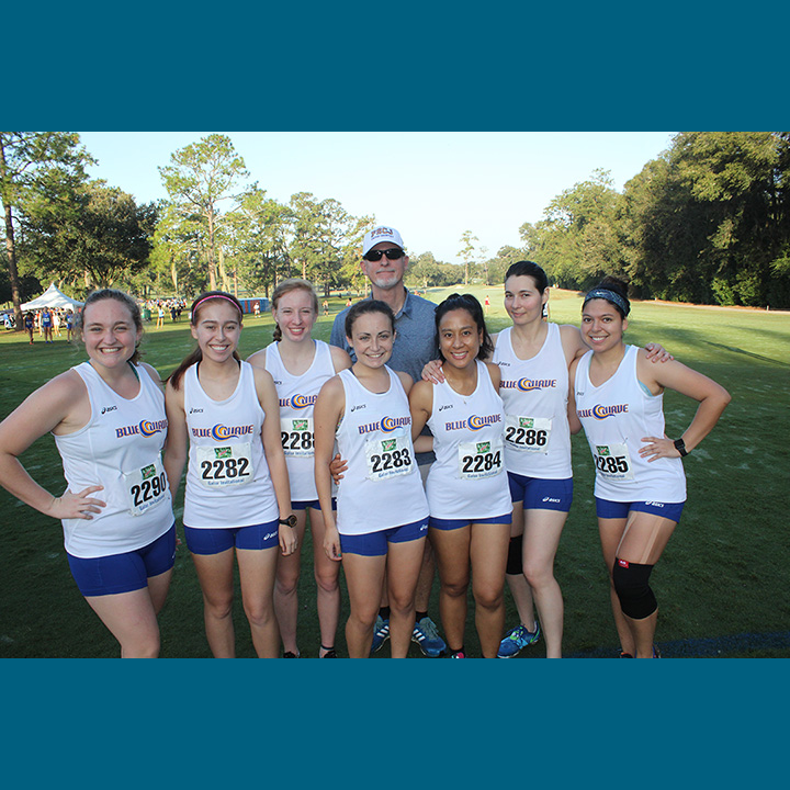 FSCJ BlueWave Women's Cross Country Team Recognized for Academic Achievement