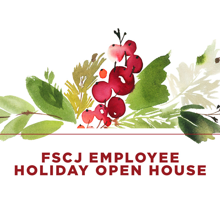 Faculty and Staff are Invited to Holiday Open House