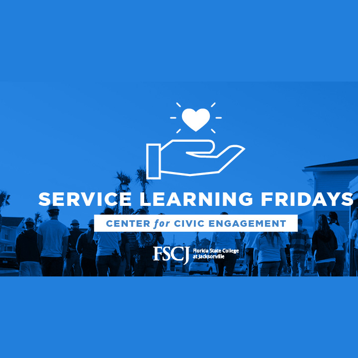 The Center for Civic Engagement Launches Service Learning Fridays