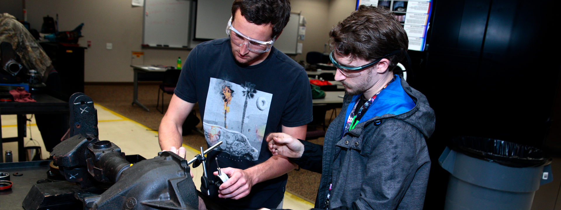 Automotive Engineering Technology Degree - Ferris State ...