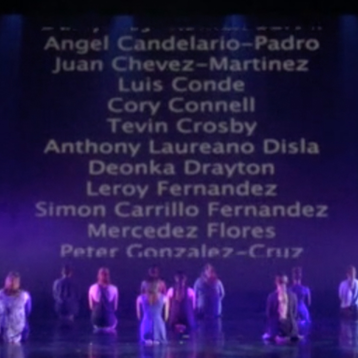 FSCJ Dance Students Perform to Honor Pulse Nightclub Victims