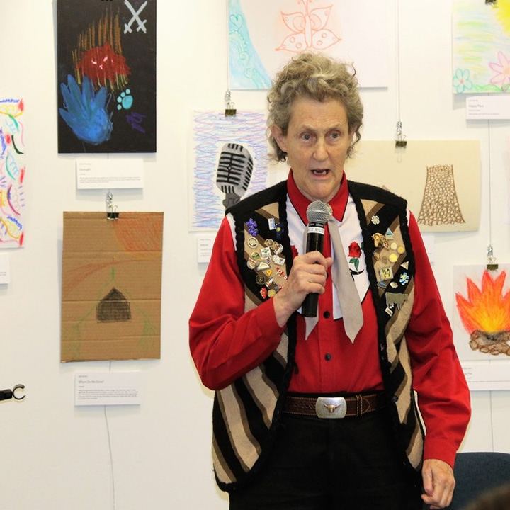 FSCJ Author Series Hosts Dr. Temple Grandin