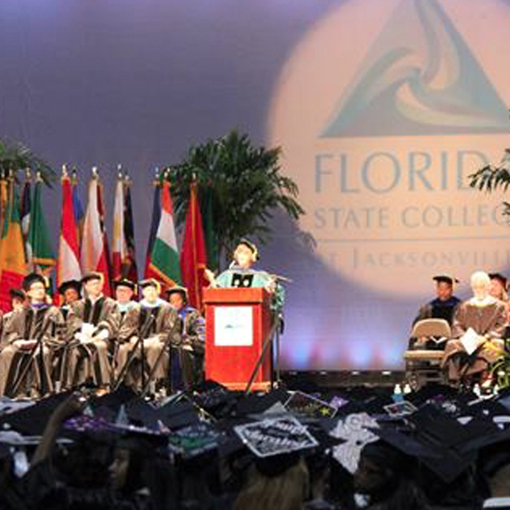 FSCJ Celebrates Student Achievement at 50th Annual Commencement Ceremony