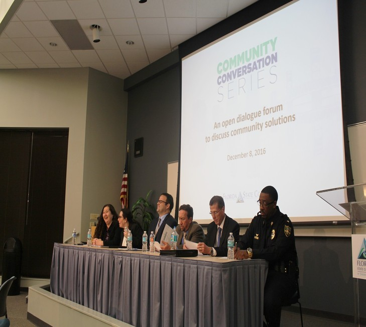 Community Conversation Series Explores Community and Police Relations
