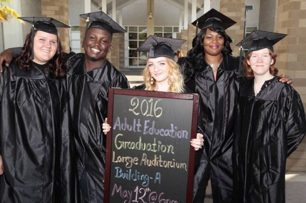 Downtown Campus Hosts Adult Education Graduation Ceremony