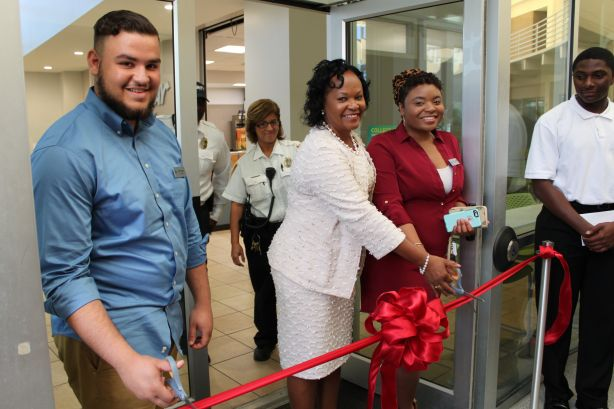 North Campus Celebrates Grand Opening of the BlueWave Café North