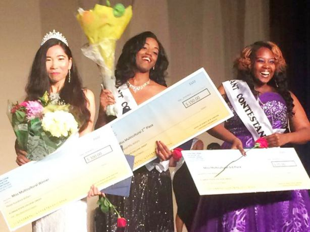 The 2014 Miss Multicultural Pageant was recently awarded to an FSCJ student representing China.