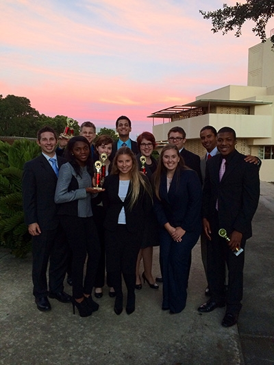 FSCJ's Forensics Team Successful Start