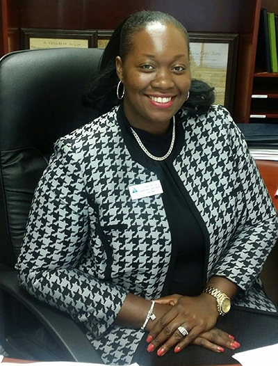 Get to Know Your Fellow A&P Colleagues-Tameiko Grant