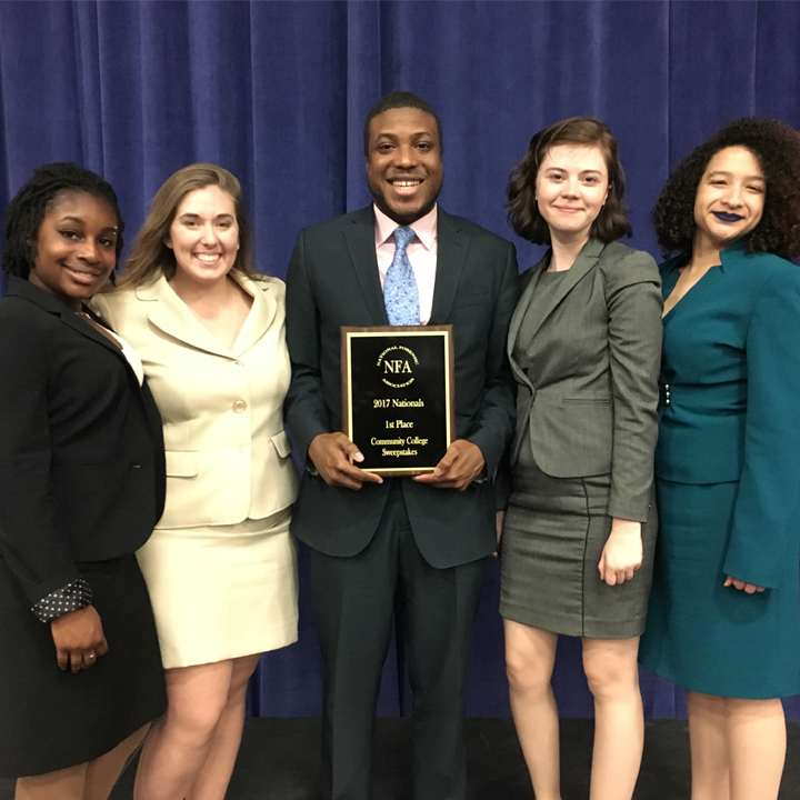 FSCJ Forensics Team Wins National Title