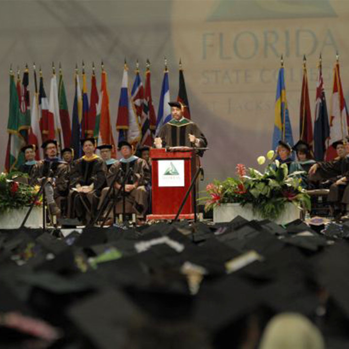 2016 Graduates Honored at the 49th Annual Commencement Ceremony