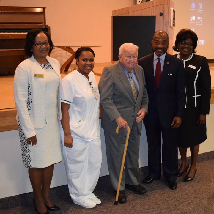 FSCJ Hosts Second Annual Frisch Institute for Senior Care Symposium