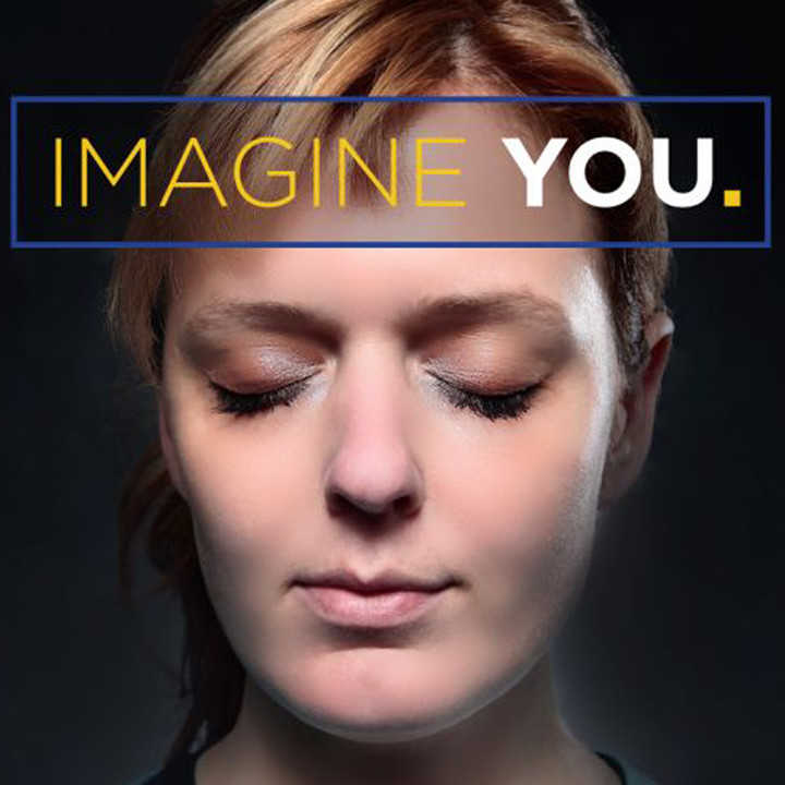 """Imagine You'"" Campaign Shines Focus on College Degree Programs"