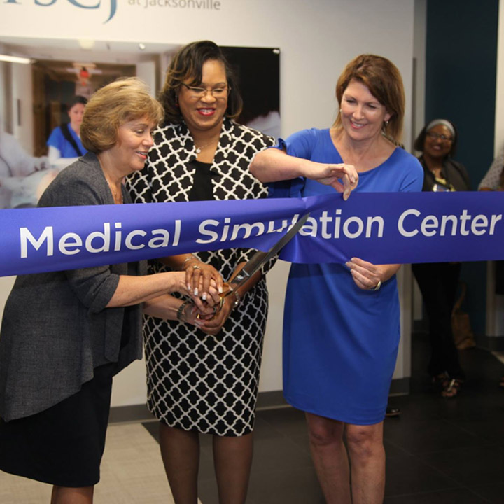 Medical Simulation Lab Opens at North Campus