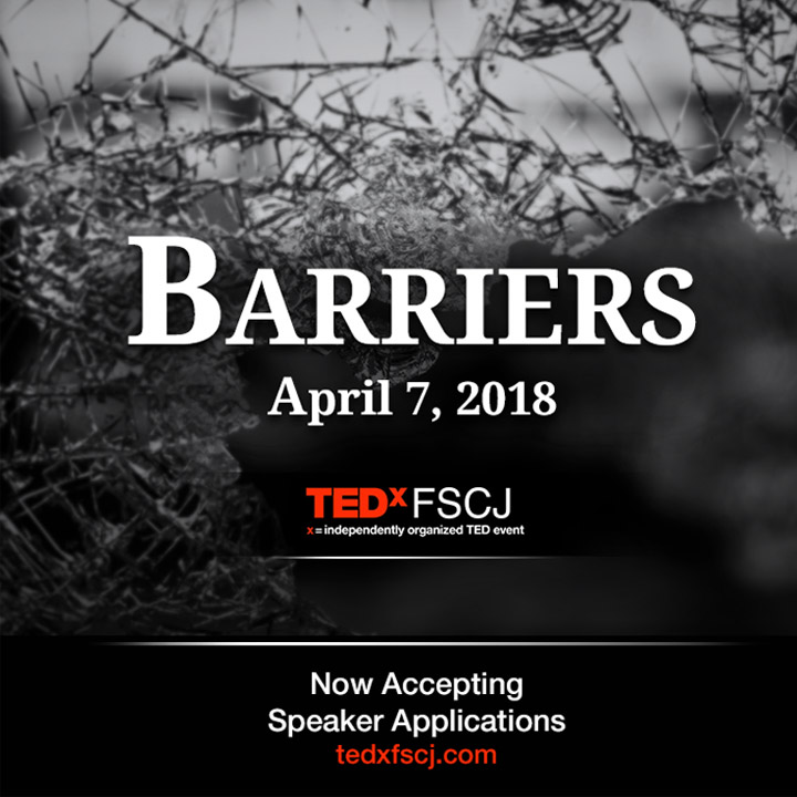 TEDxFSCJ is Now Accepting Speaker Applications for Main Event