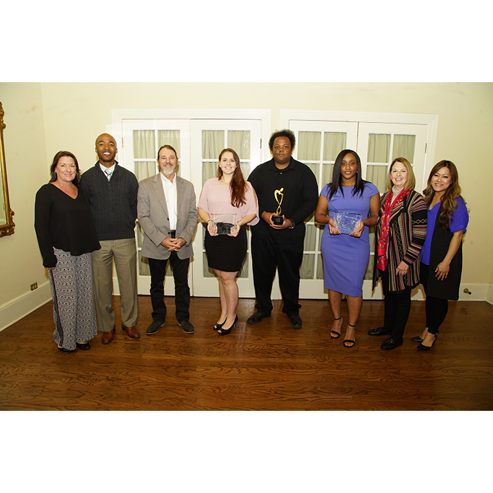 Students Honored at Annual Scheidel Luncheon