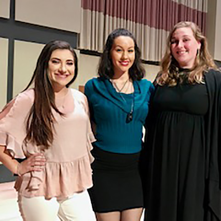 Vocal Students Shine at National Competition