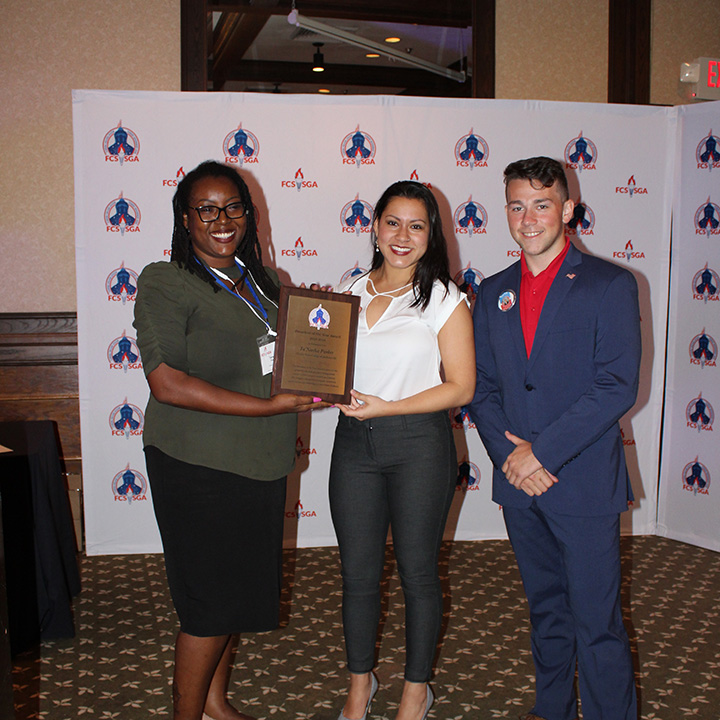 SGA Students Receive Florida College System Accolades