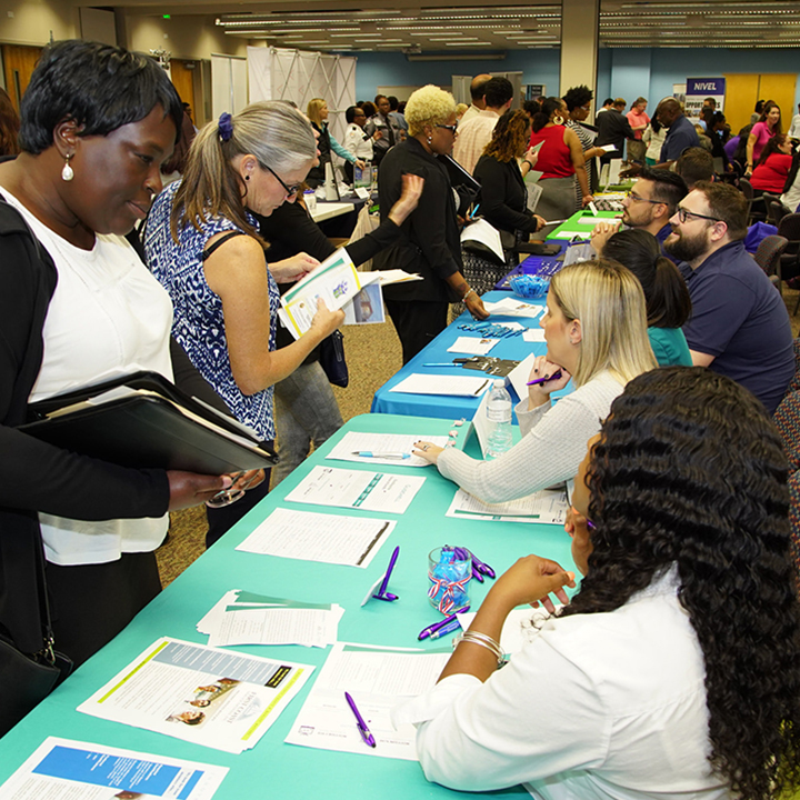 FSCJ Holds Fall Career Fair