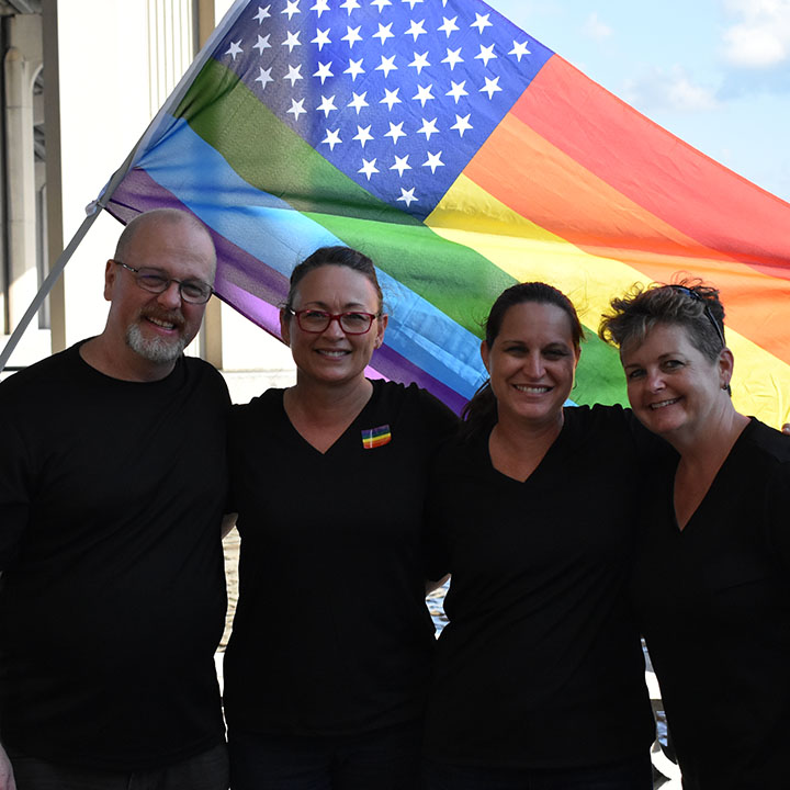 FSCJ's ASL Program Supports River City Pride