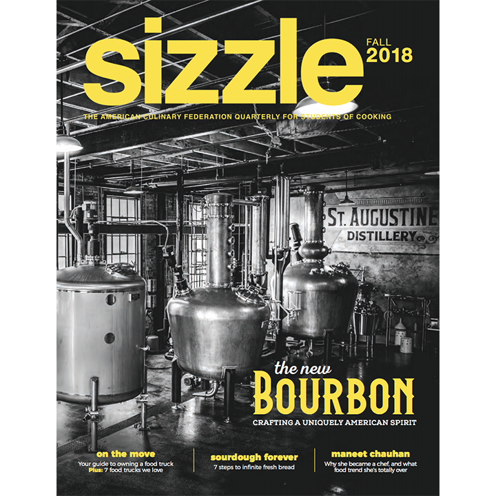 FSCJ's Culinary Program Featured in Sizzle Magazine