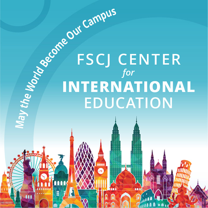 FSCJ Partners with UNC for Global Scholars Distinction