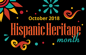 October is Hispanic Heritage Month