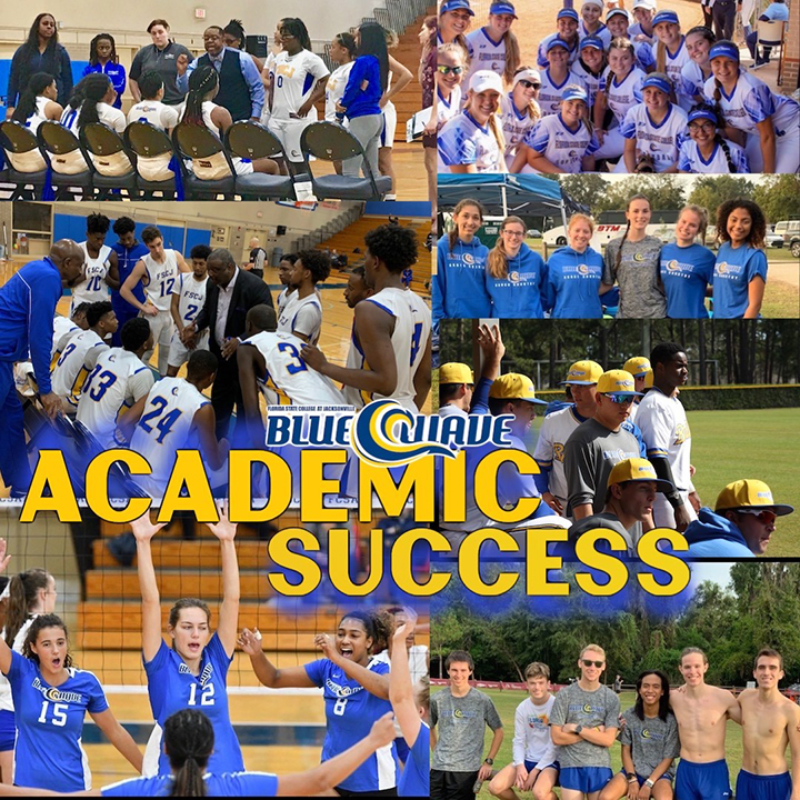 FSCJ Athletics Celebrates Academic Achievements
