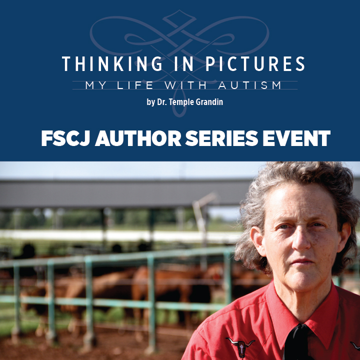 FSCJ Author Series Events Announced