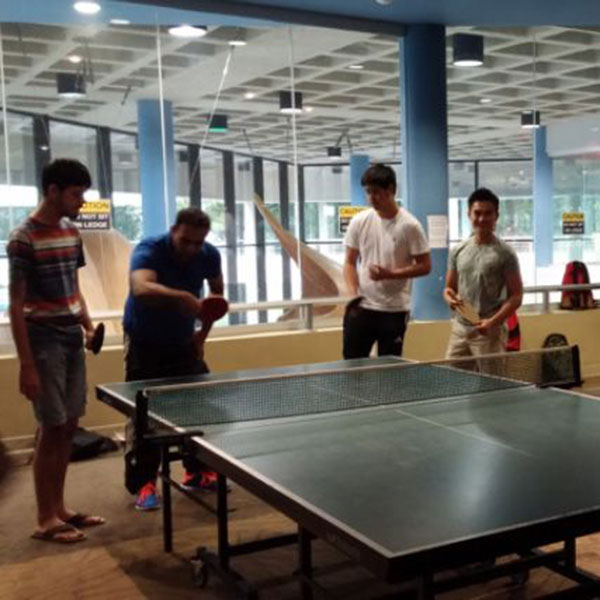 Table Tennis Tuesdays