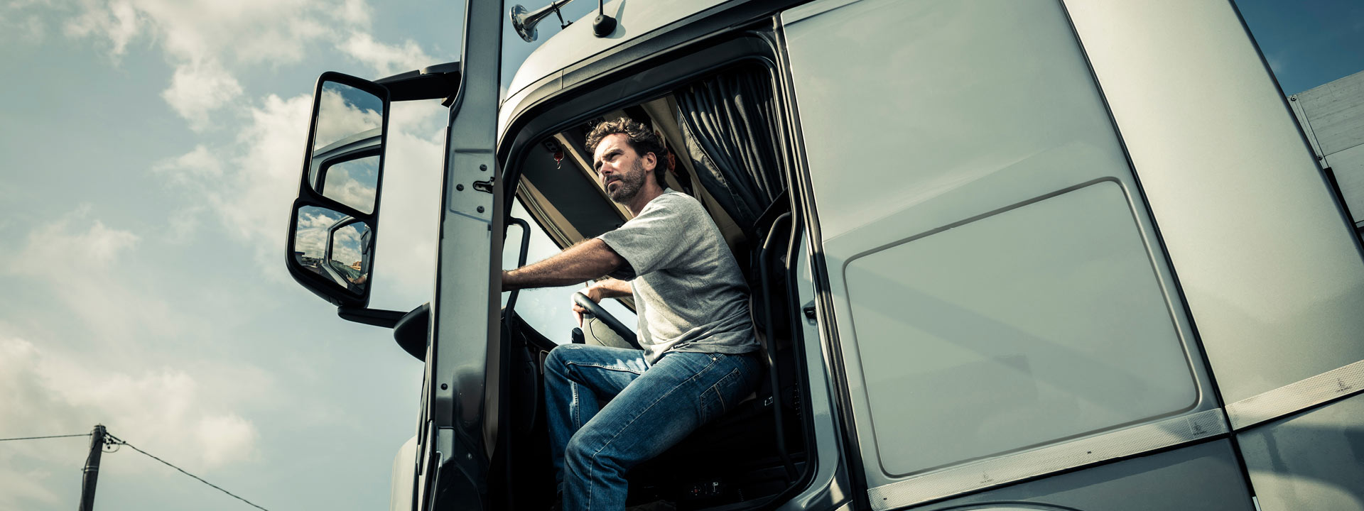 Commercial Vehicle Driving