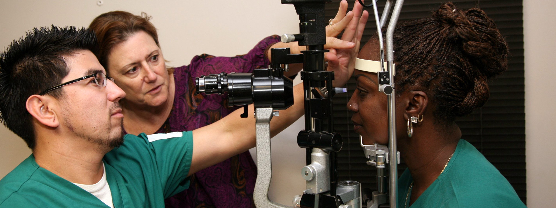 Ophthalmic Technician