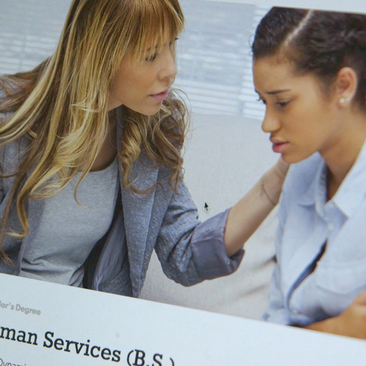 <p>It takes an exceptional person to choose a career in human services. You need compassion, understanding, patience and a willingness to serve.</p>